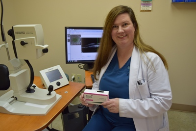 Dr. Heather Hancock, Retina Center