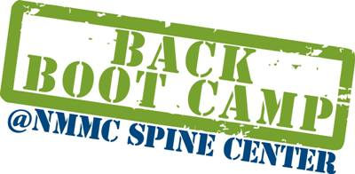 Back boot camp poster