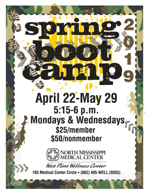Spring Boot Camp in West Point