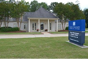 North Mississippi Surgery Clinic - West Point