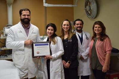 Emergency Services Department Earns Geriatric Accreditation